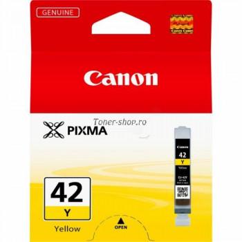 Cartus cerneala Canon CLI-42Y