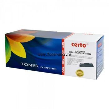 Cartus Toner Certo CR-Q2612A / FX10 CN