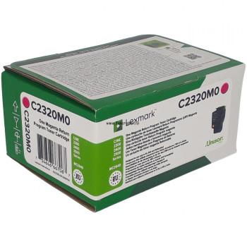 Cartus Toner Lexmark C2320M0