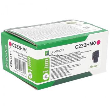 Lexmark C232HM0