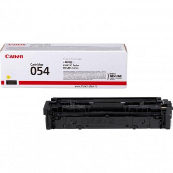 Cartus Toner Canon CRG-054Y