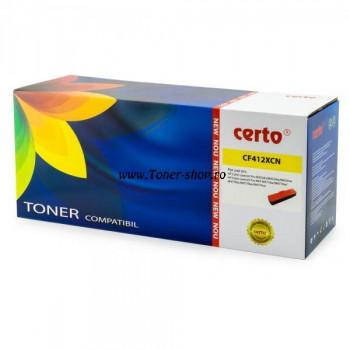 Cartus Toner Certo CR-CF412X